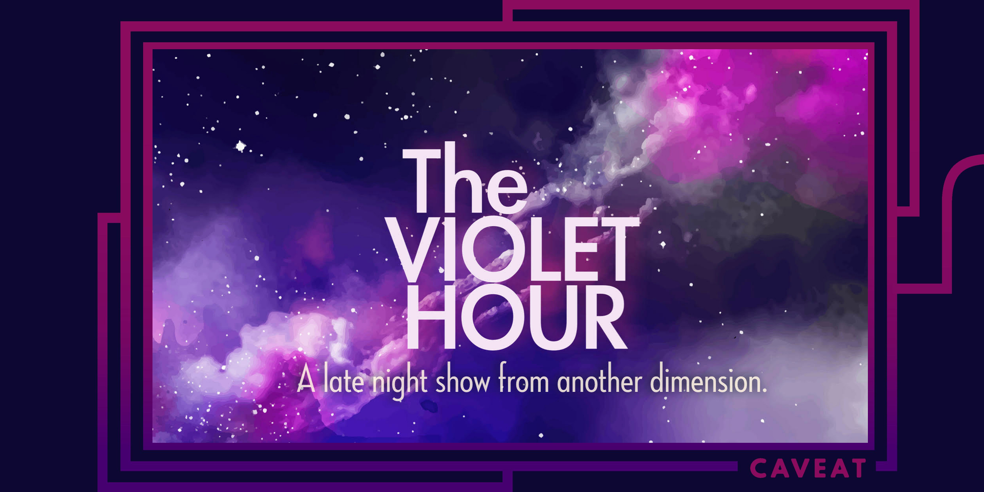 1937 image - The Violet Hour: A Late Night Show From Another Dimension