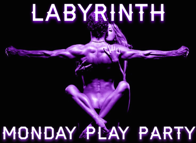 3003 image - CLUB LABYRINTH NYC * MONDAY PLAY PARTY * 2 FLOORS OPEN * COUPLES & SINGLES