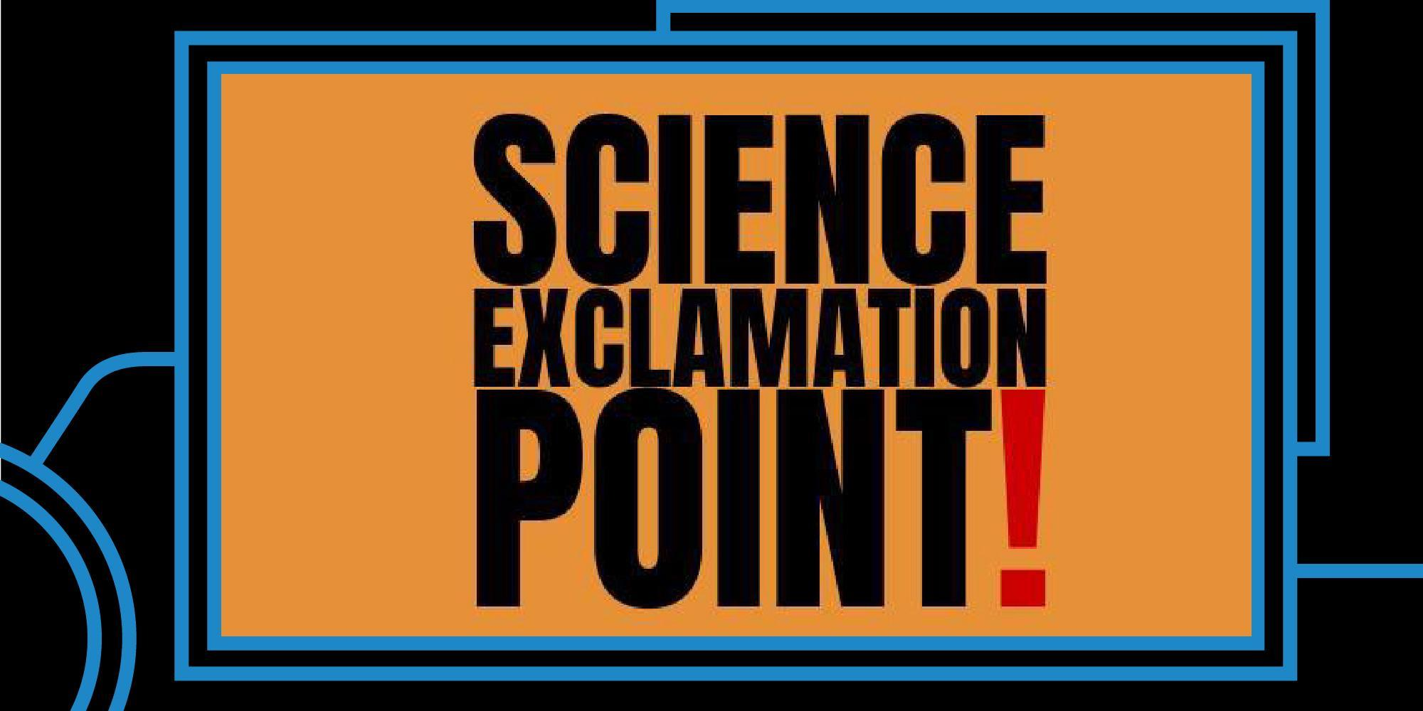 3201 image - Science Exclamation Point