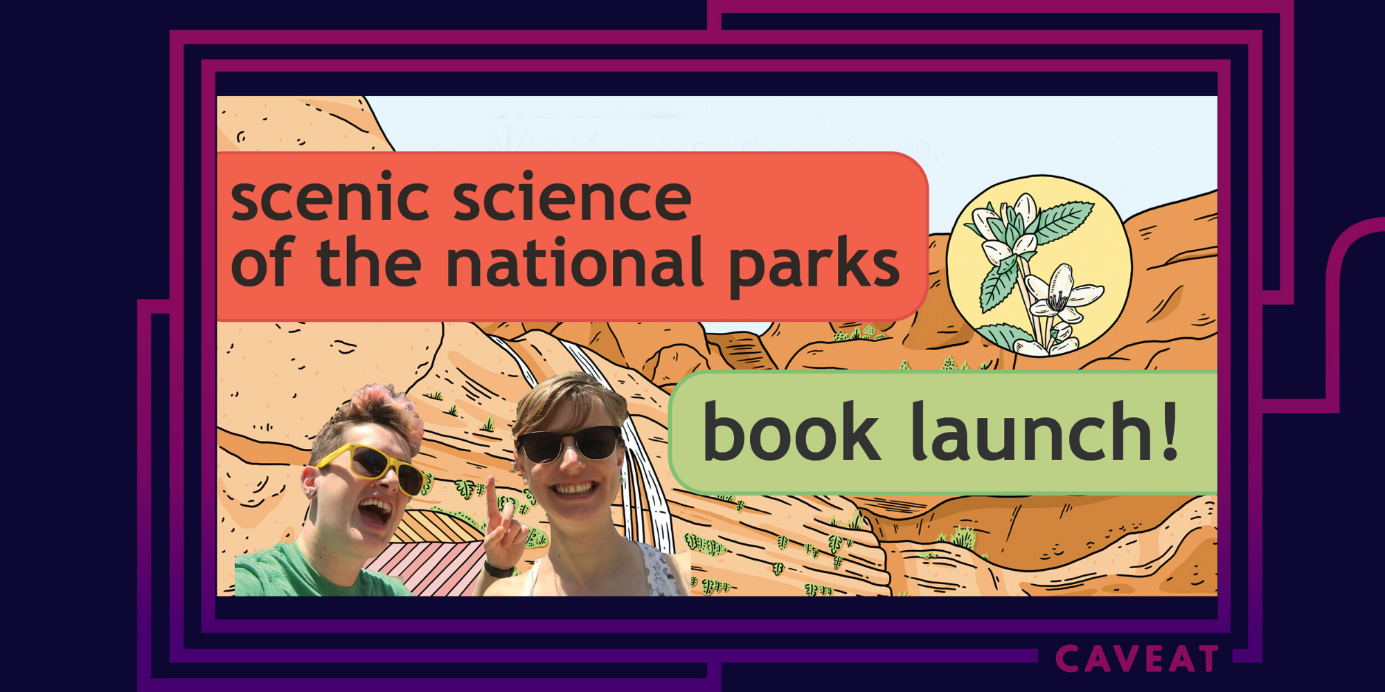 66628 image - Scenic Science of the National Parks Book Launch