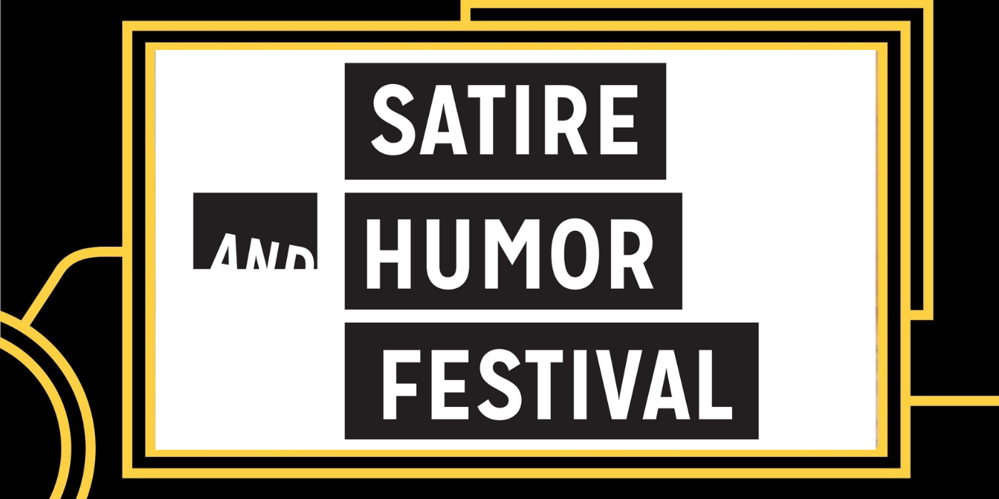 87382 image - Satire and Humor Festival: Writing Funny Across Media
