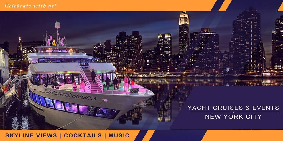 88225 image - YACHT PARTY CRUISE NEW YORK CITY VIEWS OF STATUE OF LIBERTY,Cocktails & Music