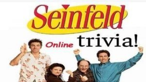107182 image highres 490602089 300x169 - ONLINE LIVE- Seinfeld Trivia! (Virtually from your computer)