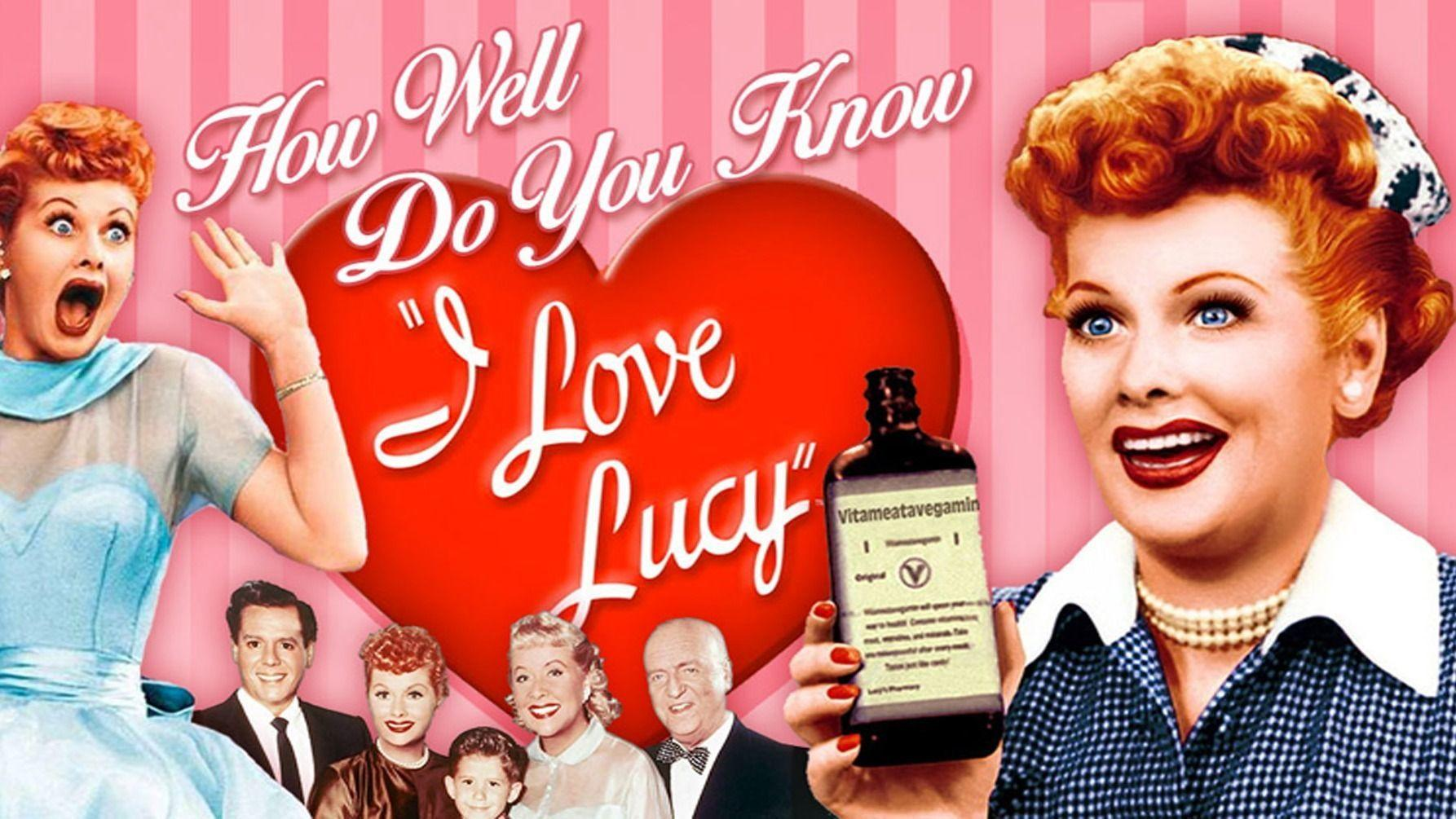 108100 image highres 490985965 - ONLINE LIVE- I Love Lucy Trivia! Fundraiser
