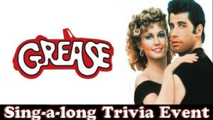 108709 image highres 491136199 300x169 - GREASE Trivia & Sing A Long Fundraiser