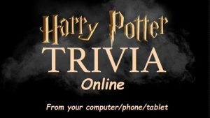 108814 image highres 491188640 300x169 - LIVE (online) HARRY POTTER Movies Trivia! Fundraiser- Welcome to Hogwarts!