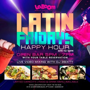 247182 image 300x300 - #1 LATIN FRIDAYS AFTER WORK | HAPPY HOUR 5-7PM