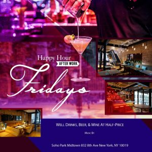 247185 image 300x300 - UNLIMITED HAPPY HOUR | LATIN FRIDAYS AFTER WORK